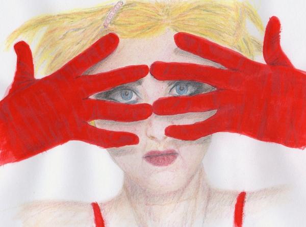 Cyndi Lauper par bigbudmeg